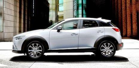 2015 Mazda CX-3 Price and Design Review