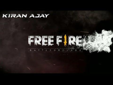 Freefire Intro Kinemaster Kiran Ajay Intro Free Fire Intro In Kinemaster Youtube Photo Logo Design Intro Intro Youtube Free fire name wallpaper download