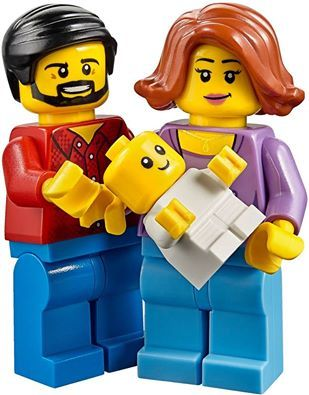 MAZAL TOV!;) CONGRATS!;) FELICITATIONS!;) - 06-01-2016 - Whaoh, a LEGO Baby, arriving with the LEGO City 60134 Fun in the Park Set - If you ♥ LEGO®, come and have a look at the crowdest LEGO® LOVE group board http://www.pinterest.com/yourfrenchtouch/lego-love #LEGO