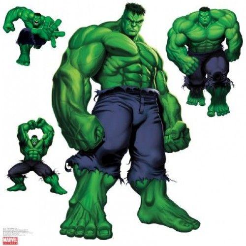The Incredible Hulk Cartoon WJ1114