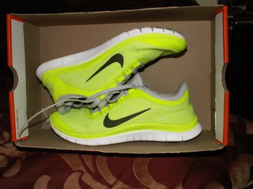 Nike Free 3.0 Womens Neon