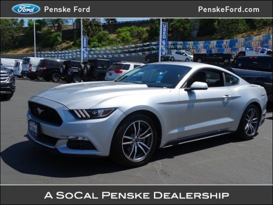 Coupe 2017 Ford Mustang Coupe With 2 Door In La Mesa Ca 91942