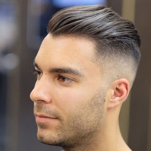 47 Slicked Back Hairstyles 2020 Guide Mens Hairstyles Medium