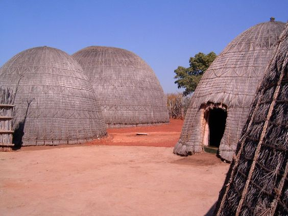 South Africa,  Just some of the strange architecture in this part of the world: