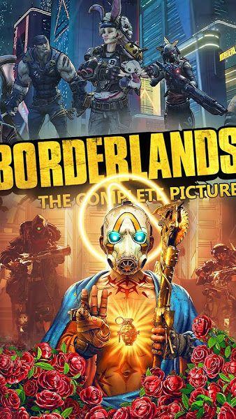 Borderlands 3 4k 3840x2160 Wallpaper Borderlands Iphone Wallpaper Borderlands Art