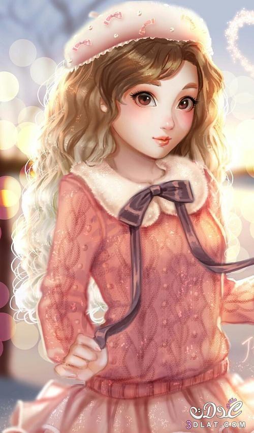 2018 انمى انمي بنات حديثة صور فتيات كيوت Illustration Girl Art Girl Art
