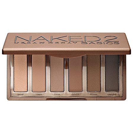 Urban Decay - Naked2 Basics I've barely even looked at this and I already want it...
