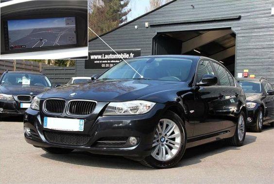 BMW SERIE 3 DIESEL 2009 NOIR 80816 km