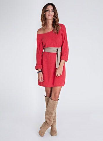 Sienna Jumper Dress | Dresses