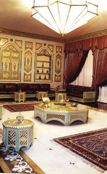 Moroccan Living Rooms Moroccan Decor And Decor On Pinterest