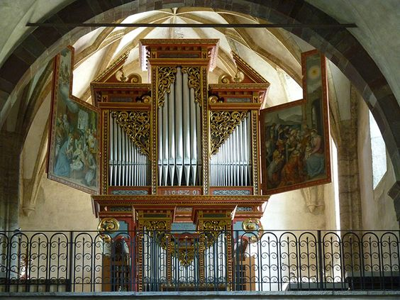 Innichen, Stiftskirche St. Candidus und Korbinian – Organ index, die freie Orgeldatenbank