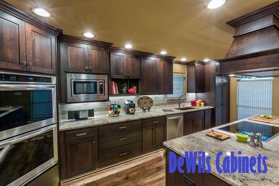 DeWils Cabinets #blog #interiordesign #interiordesignblog #curb #appeal #renovations #kitchen #cabinets #remodel #DeWils