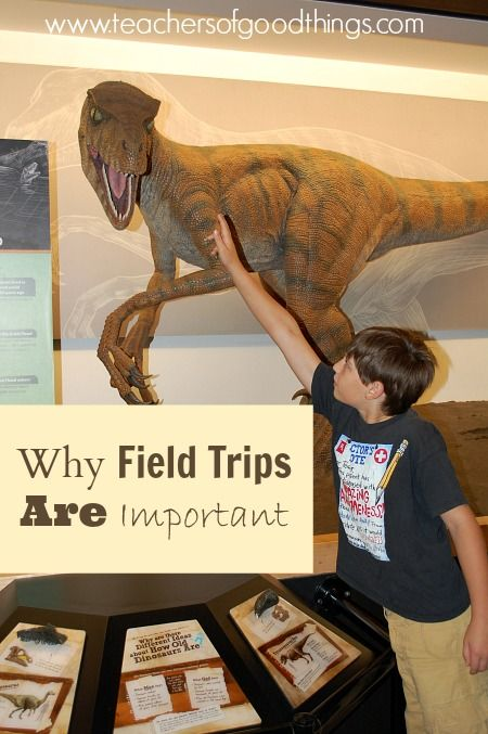 Why Field Trips Are Important www.teachersofgoo...