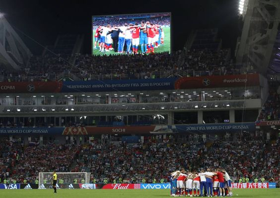 Russia 2-2 Croatia result, World Cup 2018 football match report | London Evening Standard