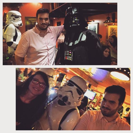 My friends. #StarWars #NoelPx #Perigueux #PxCity by howtocelebrate