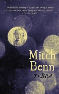 Hair Past a Freckle: Book Review: Terra by Mitch Benn