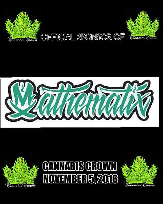 @mathematixglass will be the official glass used for the 1st Annual #CannabisCrown Competition! Some of the coolest glass at the best price! by cannabis_crown