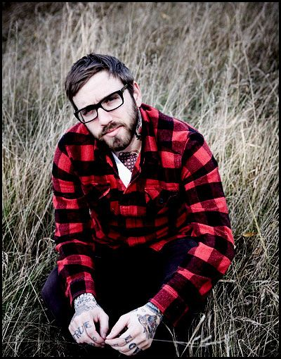Dallas Green -  Love his voice so so much, live dancing to his music, love his style.