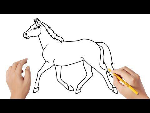 49 Como Dibujar Un Caballo Paso A Paso Dibujos Para Ninos Youtube Como Dibujar Un Caballo Dibujos De Caballos Caballos Para Dibujar Faciles