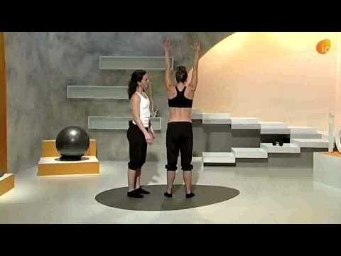 Watches and youtube on pinterest - Como hacer gimnasia en casa ...