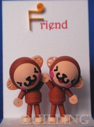 Freind(友達) - 立体クイリングキットのお店◆クイリングキューブ◆