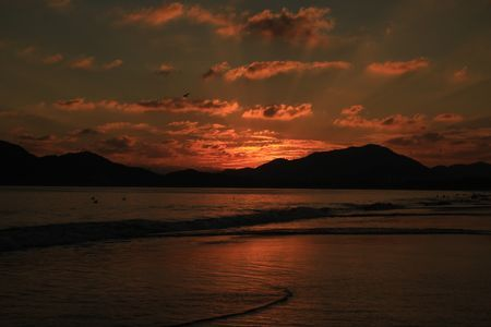 Red Dream Photo by Abraham Venegas -- National Geographic Your Shot
