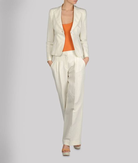 Women's suit | Nuts for Fashion | Pinterest | Woman suit, Armani