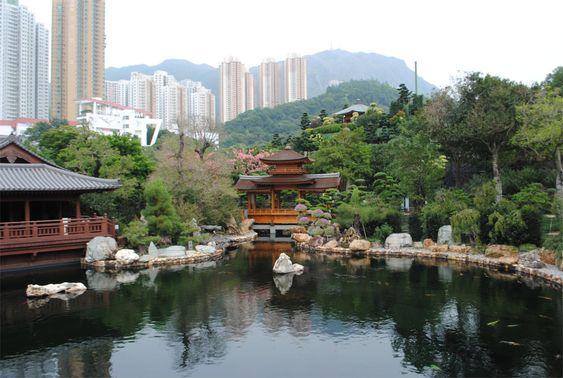 Kowloon - der chinesische Stadtteil in Hong Kong