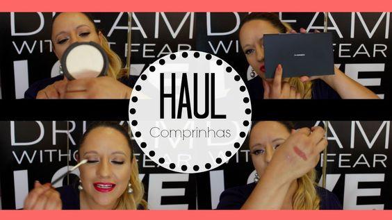 Haul - Comprinhas - MAC /  Sephora  / Ulta