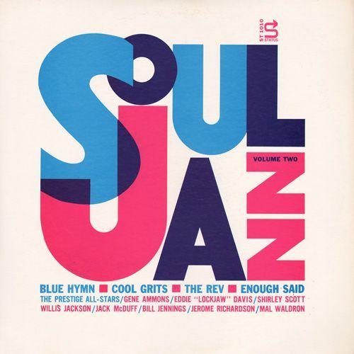 Great LP Cover Design