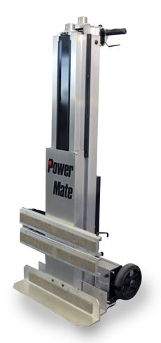 The PowerMate LE-1 is our 'stacker' PowerMate and is unique in the PowerMate lineup. The LE-1 has two drive screws instead of one which provides distinct advantages for certain applications as the toe plate can move up and down along the frame.