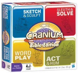 Amazon.com: Cranium Bible Edition: Toys & Games