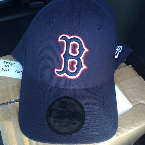 Boston Red Sox men's fitted hat NWT never worn Boston Red Sox fitted hat! Was bought for a Xmas gift and was the wrong size. Other