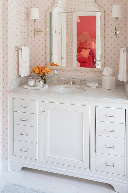wisteria wallpaper bathroom - photo #22