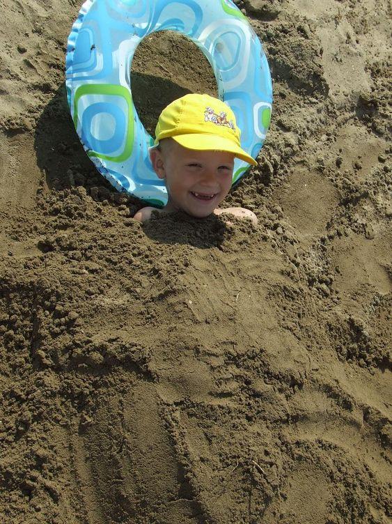 nyári ötletek gyerekeknek vízparton