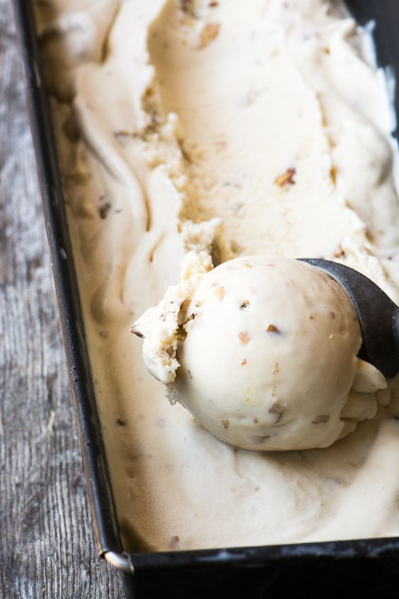 Maple Walnut Ice Cream is one of the great flavors of all time! ~ theviewfromgreatisland.com