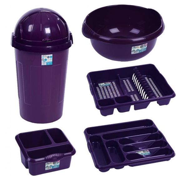 Purple And Green Kitchen Accessories: Purple Kitchen, The O'jays And Purple On Pinterest