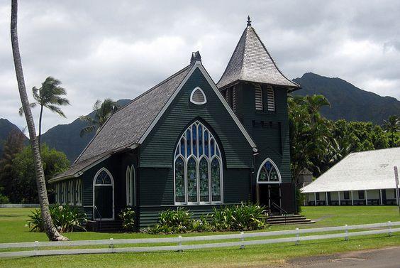 I've been to church here...it's my fav. Church on Kauai...