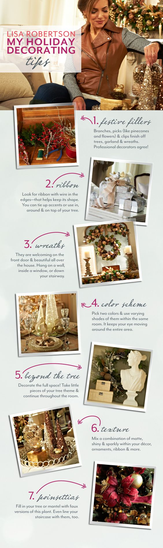 My Holiday Decorating Tips