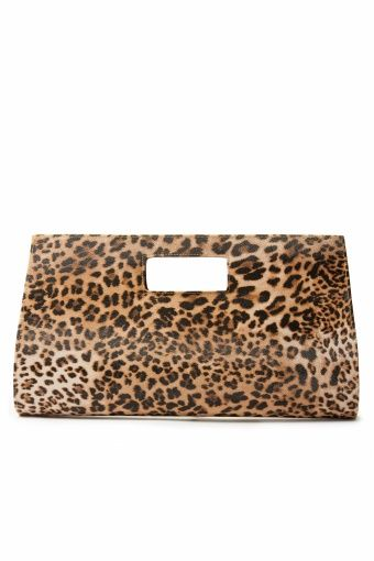 Milan - Lara Leopard Clutch hardcase XL.  Super cute vintage website.