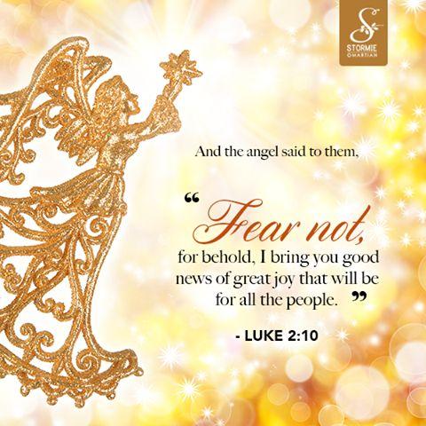 Stormie Omartian Luke 2:10