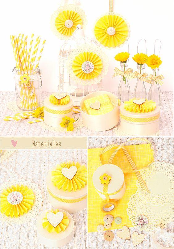 Diy para bodas como hacer abanicos de papel diy wedding - Abanicos para decorar ...