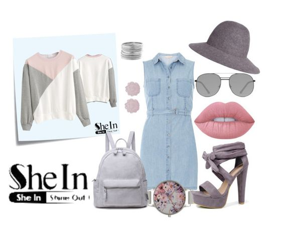 """""""Untitled #96"""" by cordelia-fortuna ❤ liked on Polyvore featuring Post-It, Dorothy Perkins, Olivia Burton, Boohoo, Lanvin, Lime Crime, Elizabeth and James and Avenue"""