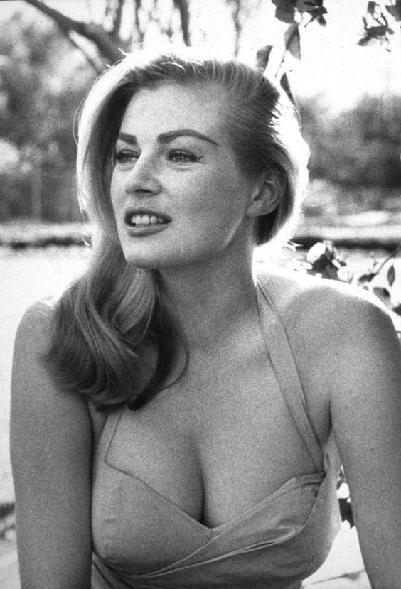 Anita Ekberg in Palm Springs. April 22, 1956 © Richard Miller   Anita Ekberg   Pinterest   Adult ...