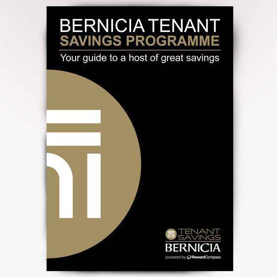 Bernicia tenants programme launch booklet