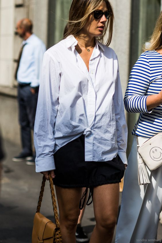 Milan Fashion Week, Street Style #streetstyle #fashion: