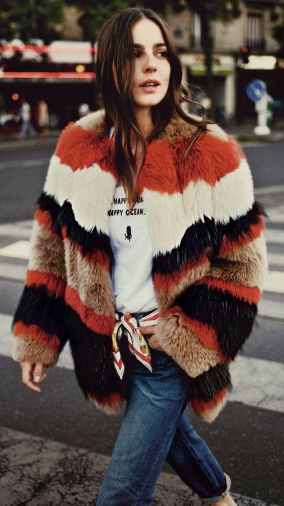 Редактор отдела моды The New York Times Vanessa Friedman в очередной своей колонке, посвященной новым трендам и течениям как-то написала: Если бы модницы середины 20-го века перенеслись в наши дни, их хватил бы удар – все смешалось, вызывающая женственность стала вульгарной, а любовь к натуральному меху – постыдной и социально неодобряемой, как привычка курить или...