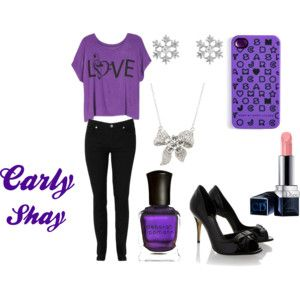 Carly Shay from iCarly outfit inspired by her style. Love ...