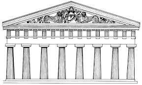 Korfu Artemisz templom