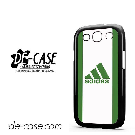 Dark Green Sport Adidas DEAL-3007 Samsung Phonecase Cover For Samsung Galaxy S3 / S3 Mini